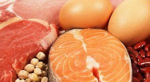 Effetto sazietà delle proteine